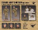 35025 Ukraine Army Tank Crew - Donbass War (2 Figures and 1 Bust)