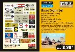 1502 - Road Signs Set - 1/35 scale