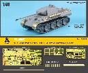 ME-35057 German PANTHER Ausf.A Detail-up Set for TAKOM