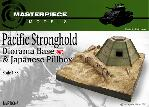 1/35TH PACIFIC STRONGHOLD WITH PILL BOX