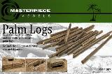 1/35TH PALM LOGS