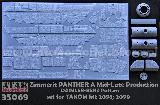35069 ZIMMERIT PANTHER A Late, DAIMLER-BENZ Pattern