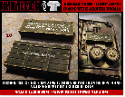 35242 German 75mm Long Ammo Boxes with Archer Decals