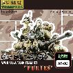 "AT-013 WWII U.S.A Tank team Set ""FURIES"""