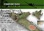 1/35TH WRECKED JAPANESE ZERO
