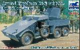 CB35132 Armored Krupp Protze Kfz.69 with 3.7cm Pak 36 (late version)