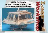 LW050 - 1.35 scale Leopard 1 Driver Training Cab Conversion (Fahrschulpanzer)