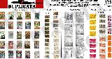 Diorama Accessory 1/35 Japanese Magazines, Newspapers, Postcards, Leaflets - WW2