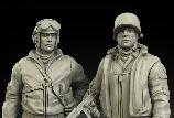 FI35-006 US Army tanker in winter clothes set