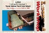 LW043 Leopard 2 Turret Basker Mesh and Chains
