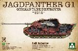 2106 German Tank Destroyer Jagdpanther G1 Late Production