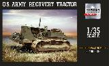35853 US Army Recovery Tractor
