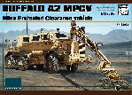 PH35031 Buffalo A2 MPCV Mine Protected Clearance Vehicle
