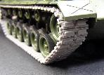 SSM 35006 T517  Turkish army Patton tracks