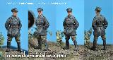 35HM0001 1:35 Polish FT17 Tank Commander