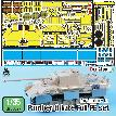 DE35027 WWII German Panther G late Full PE set  (for 1/35 Academy kit)