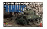 "35037 1/35 M4A2 de la France libre portant l'inscription""ROMILLY"""