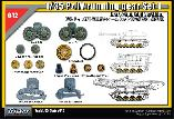 35042 Pz IV running gear Set 1 (Early and Mid Version)